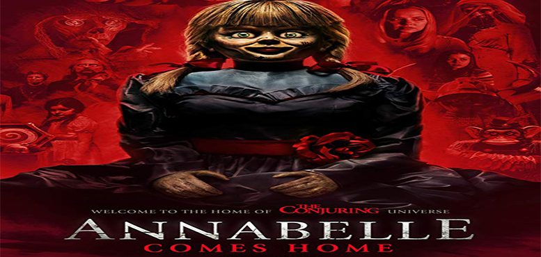 Baca Sinopsis Film Annabelle Comes Home 2019